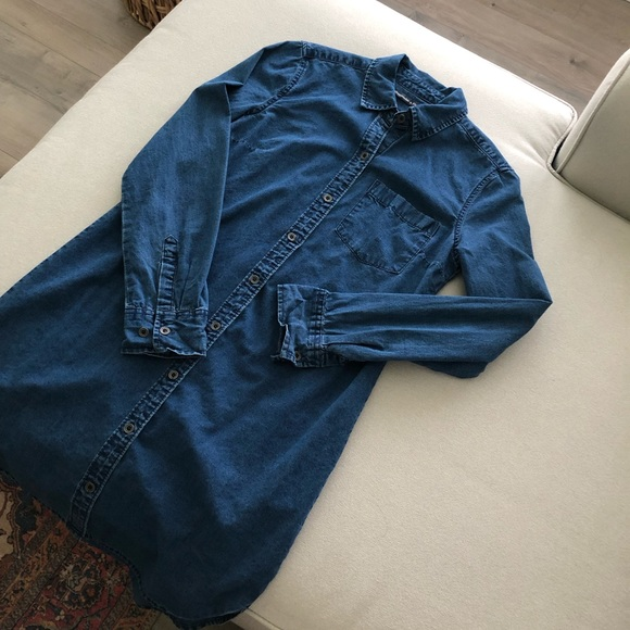 Abercrombie & Fitch Dresses & Skirts - Abercrombie & Fitch Jean dress